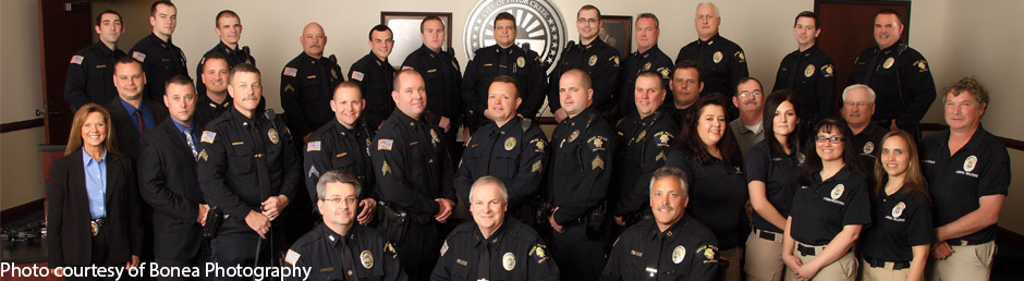 Pryor Police Department 2015